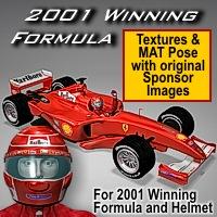 Free F2001 Original Sponsor Mat Pose by Arduino