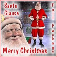Free Santa Claus by Arduino